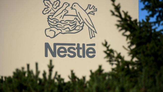 Logomarca de Nestlé