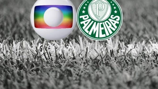 Palmeiras fecha com a Globo