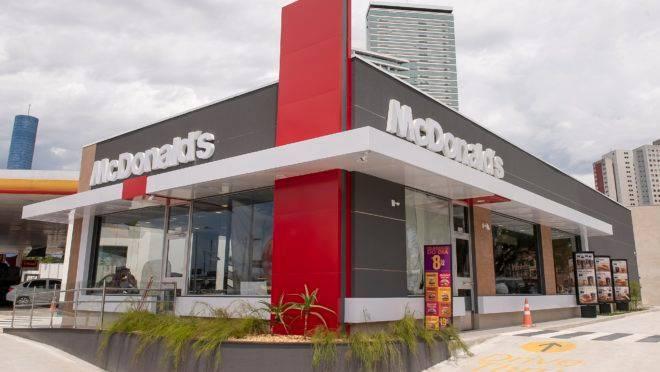 Restaurante do McDonald's em Curitiba