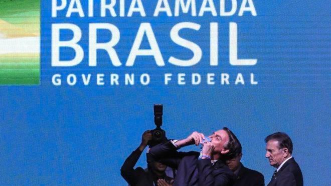 Centenas de cidades devem ter atos de apoio ao presidente Jair Bolsonaro neste domingo (26).