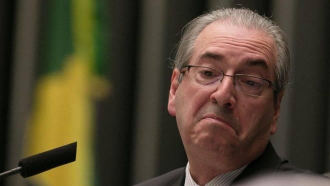 O ex-deputado Eduardo Cunha (MDB-RJ), condenado na operação Lava Jato. Foto: Lula Marques