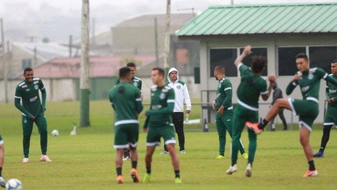 Coritiba terá a reestreia de Rafinha contra o Cuiabá na Série B 2019