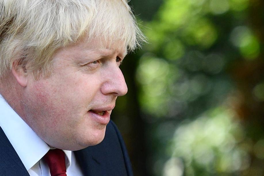 Boris Johnson, político influente do Partido Conservador do Reino Unido   FOTO: LEON NEAL/AFP