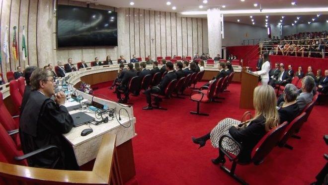 As vagas serão para servidores da Justiça Federal nos estados da região sul. (Foto: Sylvio Sirangelo/TRF4)