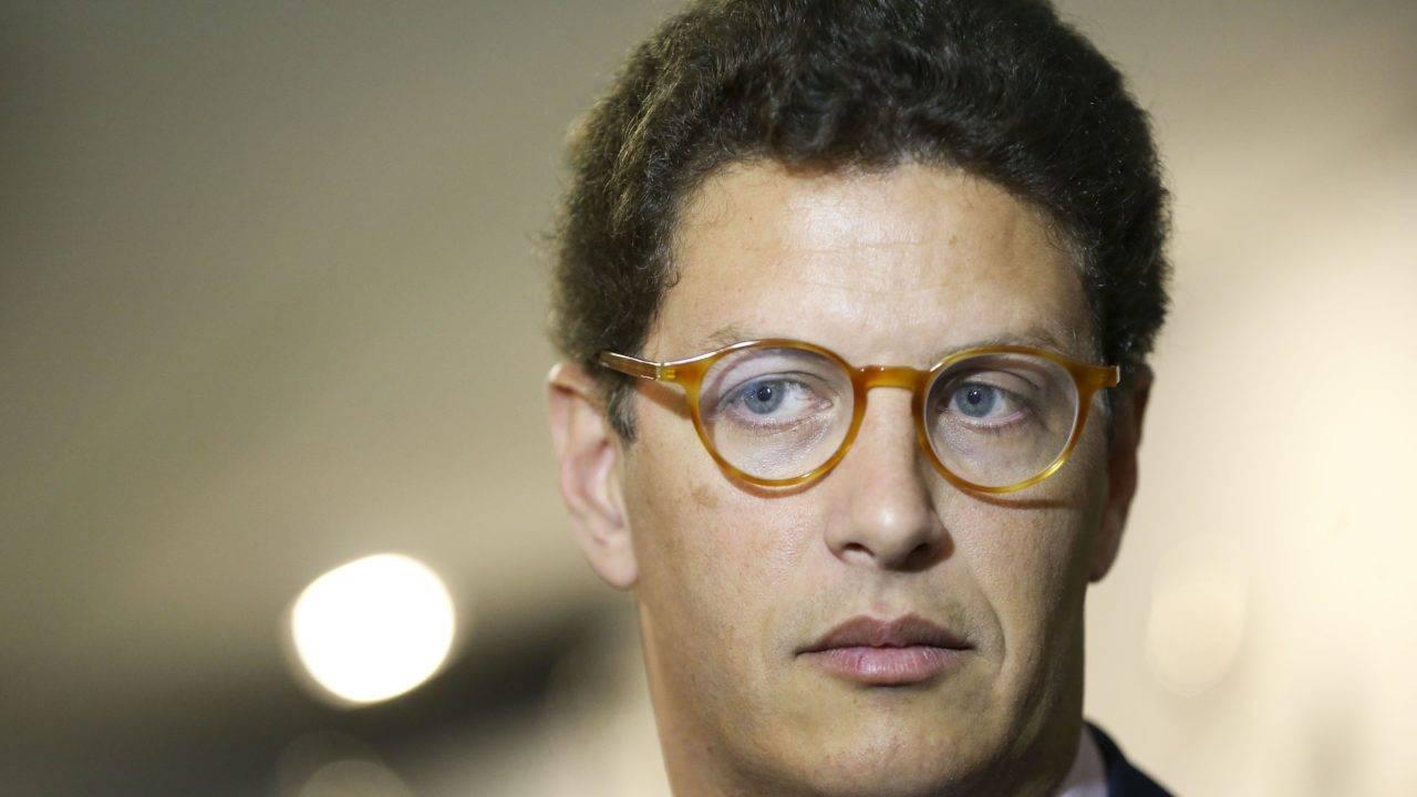 Partido Novo: Ricardo Salles (foto)