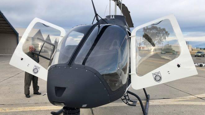 Helicóptero Bell 505 de fabricação canadense