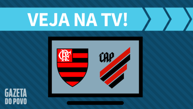 Flamengo x Athletico: veja na TV