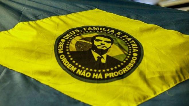 Entidades convocam manifestação pró-Bolsonaro para domingo, dia 26.