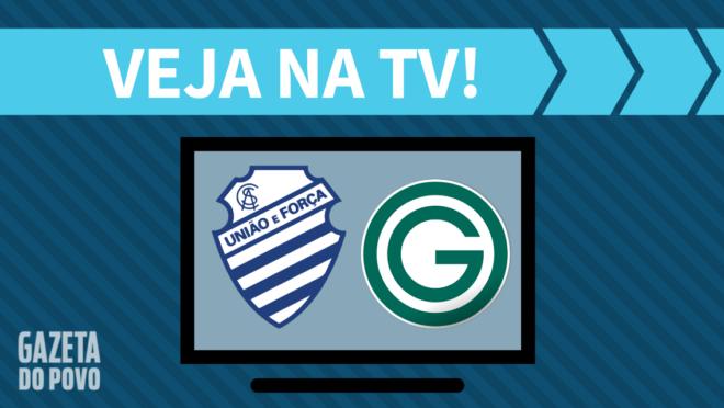 CSA x Goiás: veja na TV