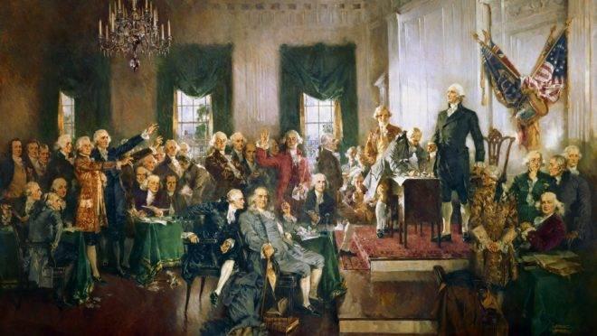 James Maddison, Alexander Hamilton e o Pacto Sujo