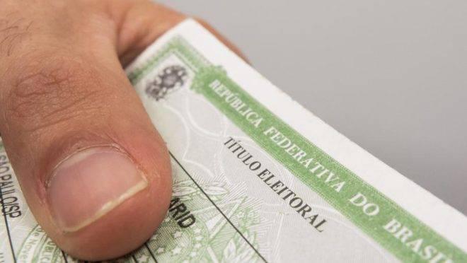 Justiça eleitoral cancelou mais de dois milhões de títulos de eleitor