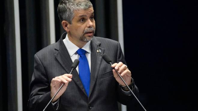 O procurador regional da República José Robalinho Cavalcanti, candidato à Procuradoria-Geral da República