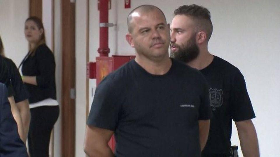 Ex-atacante de grandes clubes é preso antes de Botafogo x Palmeiras