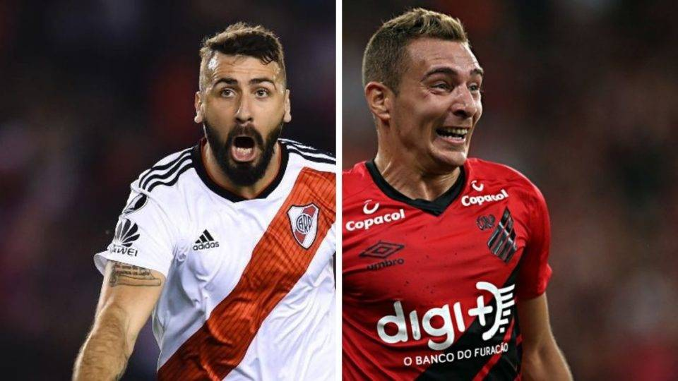 Quem é melhor? Posição por posição, veja os duelos entre River Plate x Athletico
