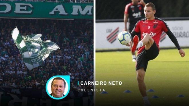 """Coxa e o futuro da """"promoção do cincão""""; Athletico na Recopa são outros quinhentos"""