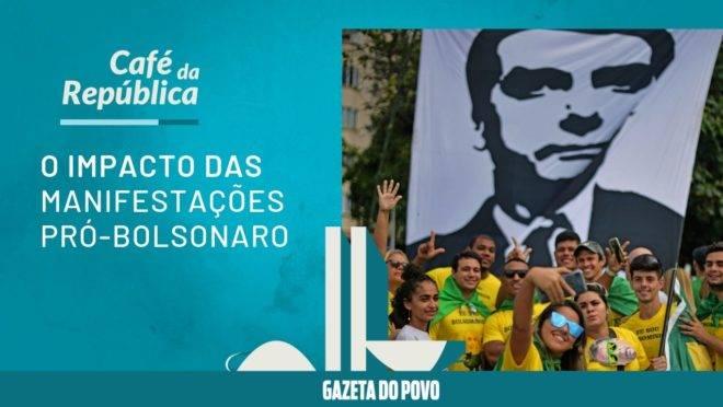 O impacto das manifestações pró-Bolsonaro: quem sai ganhando?