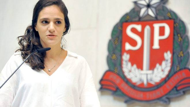 """""""Há uma narrativa consolidada para destruir a instituição da política"""", afirma deputada Marina Helou"""