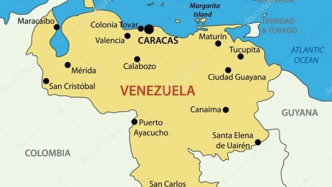 A Venezuela é logo ali