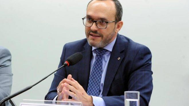 O procurador regional da República Vladimir Aras, candidato à PGR