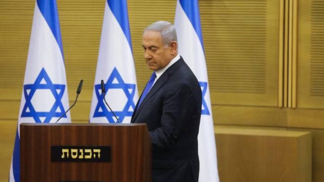 O primeiro-ministro israelense, Benjamin Netanyahu, ainda não conseguiu compor um governo