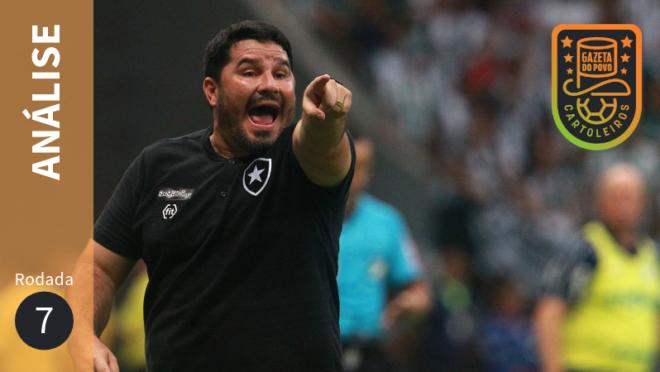Confira análises e retrospectos de todas as partidas da 7.ª rodada do Cartola FC (Foto: Vitor Silva – Botafogo)
