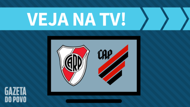 River Plate x Athletico: veja na TV