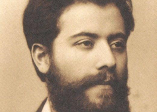O jovem Gustav Mahler