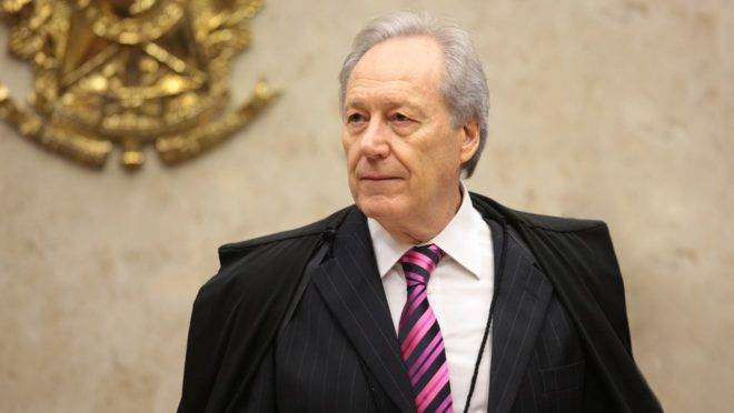 Ministro Ricardo Lewandowski, do STF
