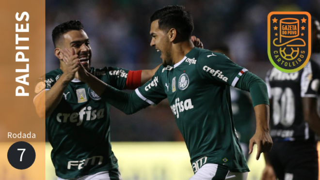 Palpites da 7ª rodada do Brasileirão 2019