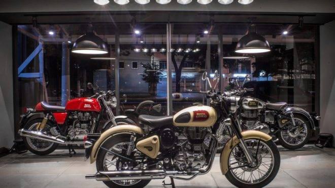 Marca centenária de motocicletas chega a Curitiba em junho