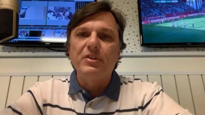 Mauro Cezar Pereira comenta final da Recopa entre River Plate x Athletico.