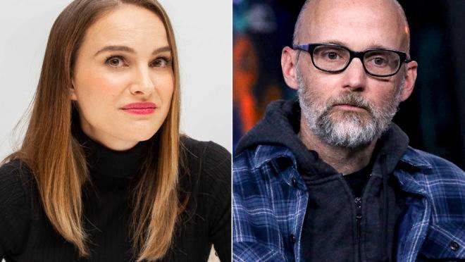 Moby pede desculpas a Natalie Portman por inclui-la em livro sem consultá-la