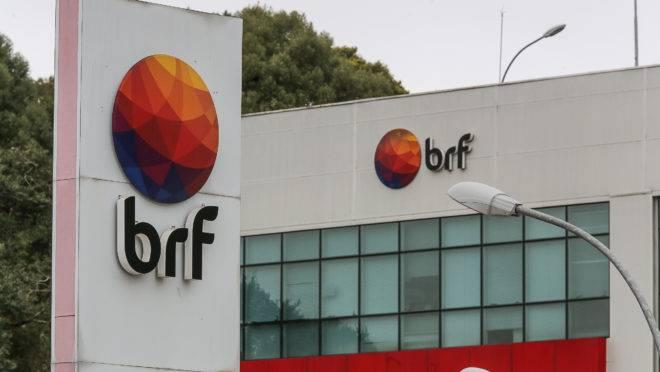 Logomarca da empresa BRF