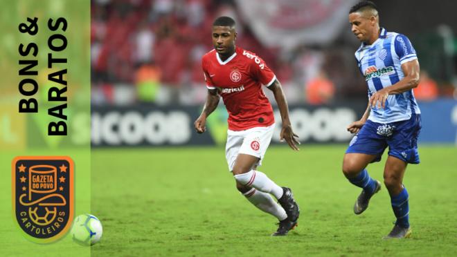 Dicas econômicas da 7ª rodada do Cartola FC 2019