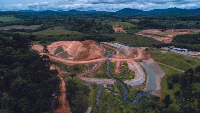 Barragem do Miringauava deve acrescentar mais 2 mil litros por segundo ao sistema de abastecimento que atende a RMC.