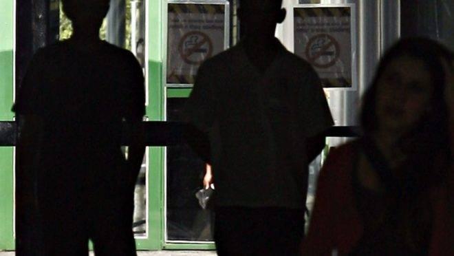 FIM DO ENEM – CURITIBA – 23/10/11 – VIDA E CIDADANIA – Ultimo dia de provas do ENEM na PUC-PR. FOTO: FELIPE ROSA. Agencia de Noticias GAZETA DO POVO