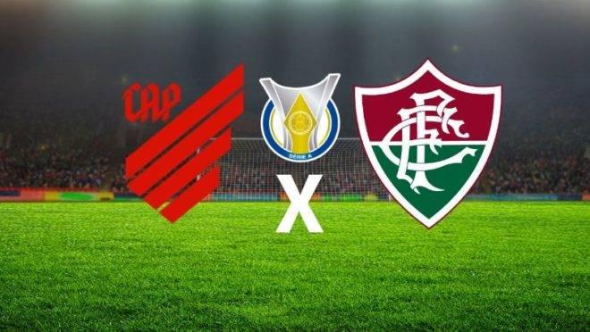 Athletico recebe o Fluminense na Arena da Baixada.