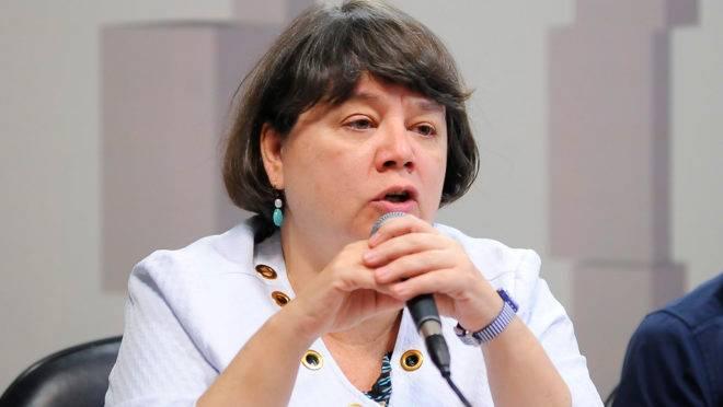A subprocuradora-geral da República Luiza Frischeisen