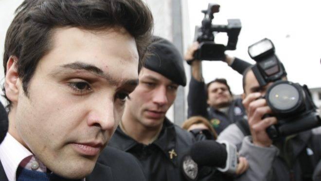 Condenado ao regime semiaberto, Carli Filho foi autorizado a usar tornozeleira eletrônica