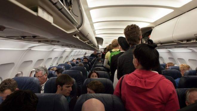 Passageiros de empresas aéreas