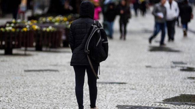 Primeira semana de junho será de dias mais frios, mas sem chuva em Curitiba. Foto: Henry Milleo / Gazeta do Povo