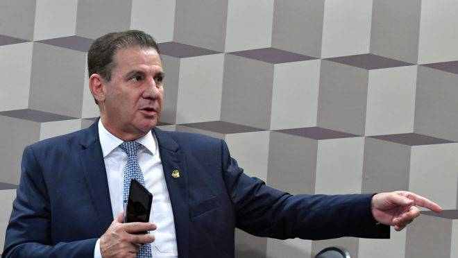 Senador Vanderlan Cardoso (PP-GO). Foto: Geraldo Magela/Agência Senado