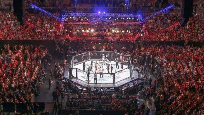 Foto: Reprodução/Facebook UFC