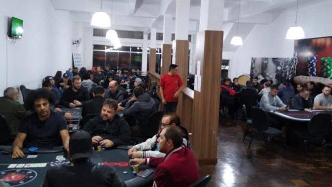 Imagem do Clube K9, em Guarapuava. Foto: Divulgação/Facebook