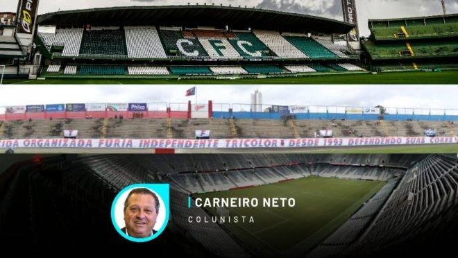 Por que Athletico, Coritiba e Paraná fracassam fora de casa?