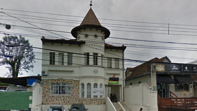 Sede do MDB em Curitiba