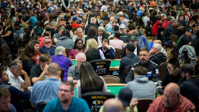 Big 50. Foto: Divulgação/WSOP