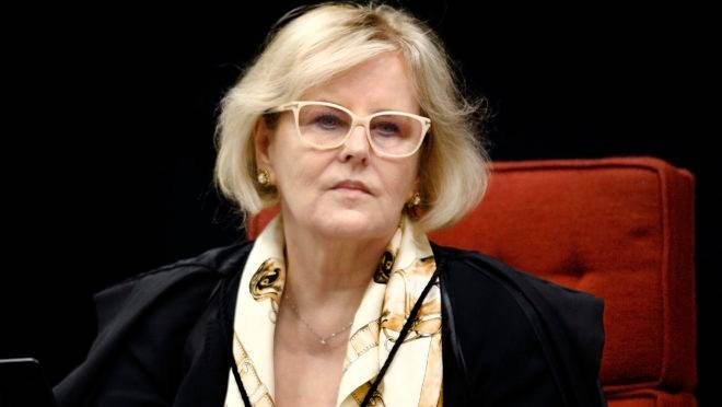 Ministra do STF Rosa Weber, relatora da ADI 4545