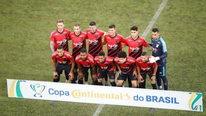 Athletico é um dos times classificados às quartas de final.