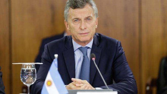 Visita Oficial do Presidente da Argentina, Maurício Macri, ao Brasil, em 2017